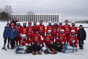 Юные первоуральцы сыграют в хоккей на Красной площади