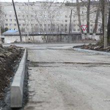 В этом году в Первоуральске отремонтируют 19 межквартальных проездов