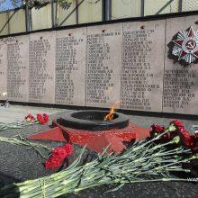В Первоуральске состоялось торжественное возложение венков к мемориалам памяти погибшим в годы Великой Отечественной войны