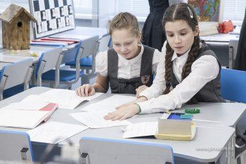 1 апреля начинается прием заявлений о записи детей в 1 класс
