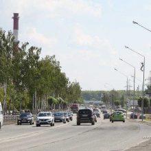 В Первоуральске начался дорожный ремонт на Московском шоссе