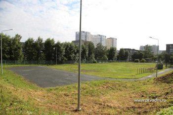 В Первоуральске для учеников школы №3 построят новый стадион