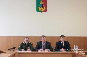 В Первоуральске с 1 апреля стартует призывная кампания