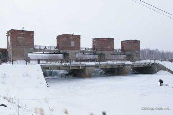 Гидротехнические сооружения Первоуральска готовы к пропуску весеннего паводка
