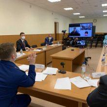 В Первоуральске прошла онлайн-встреча представителей бизнеса, прокуратуры и администрации