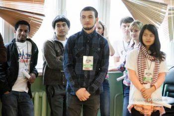 В Первоуральске молодежь Европы и Азии выстраивала систему развития региона