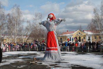 Программа празднования Масленицы в Первоуральске