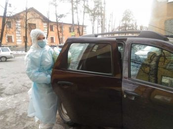 Первоуральская больница получила автомобили для обслуживания сельских и отдаленных территорий
