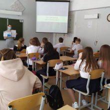 Открытый урок школе №6 г. Первоуральска