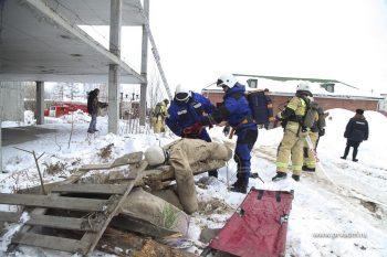 В Первоуральске проходят командно-штабные учения по предотвращению и ликвидации ЧС