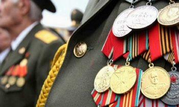 Ветераны получат выплату к 9 Мая