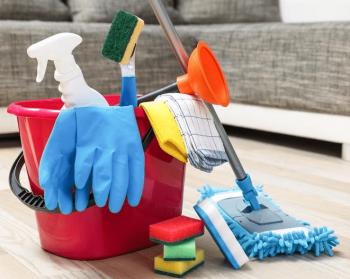 Как проводить уборку в режиме домашней самоизоляции. Рекомендации Роспотребнадзора.