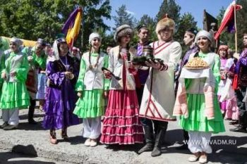 Сабантуй сохранил за собой славу праздника без границ