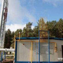 В следующем году планируется построить еще 2 новые блочные газовые котельные