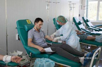 В Первоуральске пройдет акция «Сдать кровь – спасти жизнь»