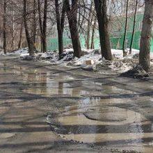 Администрация составит карту дорог гарантийного ремонта