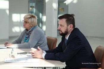 Администрация обсудила развитие Первоуральска на круглом столе