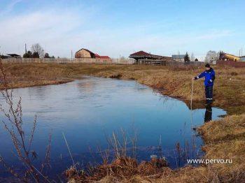 Сильного паводка в Первоуральске не ожидается