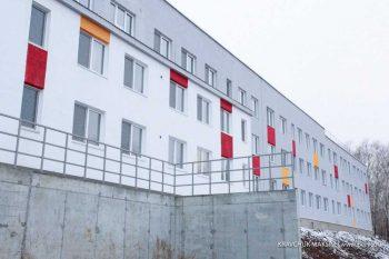 В Первоуральске выполнили президентскую программу