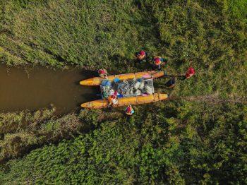 Фонд президентских грантов и ПНТЗ направят 2,7 млн рублей на масштабный экологический проект по очистке реки Чусовой