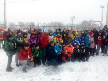 В Первоуральске наградили победителей городского хоккейного турнира «Плетёный мяч»