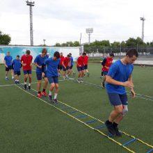 Хоккеисты «Уральского трубника» отправились на учебно-тренировочный сбор в Ревду.