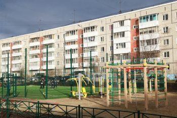 В Первоуральске действует федеральная программа, с помощью которой можно благоустроить двор