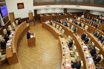 В областной закон внесены изменения, предусматривающие ответственность за нарушение особого режима по COVID-19
