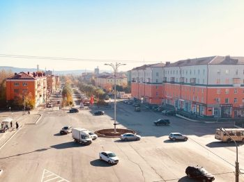 С понедельника начнется реконструкция площади. Изменится схема движения в центре города.