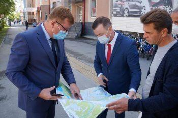 Программу ремонта городских дорог оценил министр транспорта и дорожного хозяйства Свердловской области