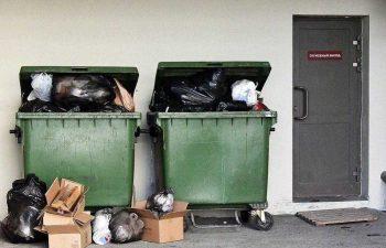 В Первоуральске снизили тариф на вывоз мусора