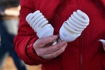 Жители посёлков смогут сдать на утилизацию нерабочие лампы и термометры