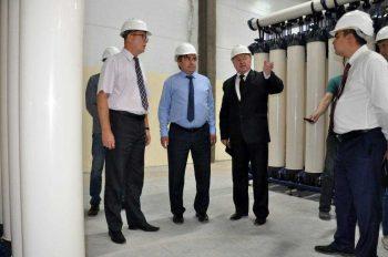 Первоуральская насосно-фильтровальная станция станет примером для других муниципалитетов
