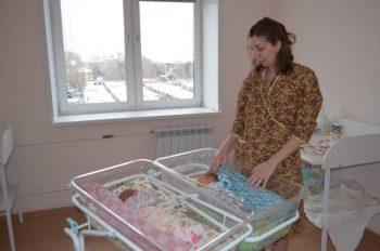 С начала года в Первоуральске родились пять двойняшек