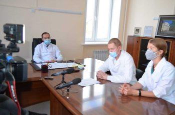 В Первоуральске открыли второйковидныйгоспиталь на 160 коек для «средних» и «тяжелых» пациентов