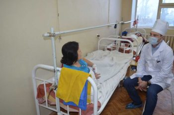 Терапевтический корпус городской больницы начал работу в прежнем режиме