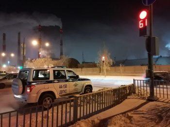 Из-за аномально холодной погоды ГИБДД Первоуральска рекомендует водителям воздержаться от дальних междугородних поездок