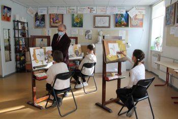 У Первоуральской детской художественной школы появится новое отделение