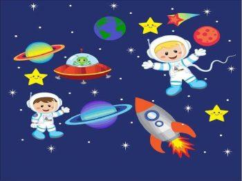 Ко Дню космонавтики Управление образования Первоуральска запускает онлайн-конкурс «Космос-мир фантазий».
