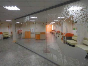 В детской городской больнице Первоуральска открылся новый блок профилактических осмотров