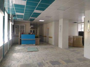В Первоуральске завершается ремонт поликлиники № 1