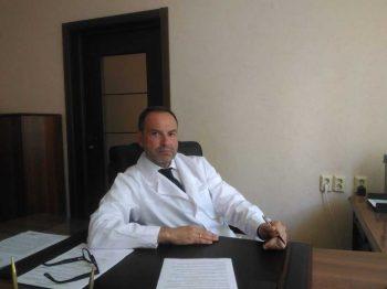 В городской больнице назначен новый главный врач