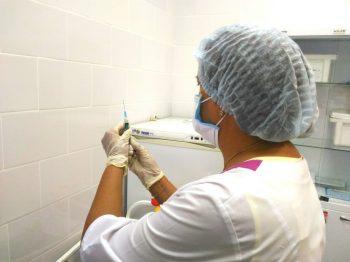 Вакцинация от гриппа стартовала в Первоуральской городской больнице