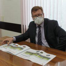 Глава Первоуральска Игорь Кабец рассказал о предстоящей реконструкции проспекта Ильича