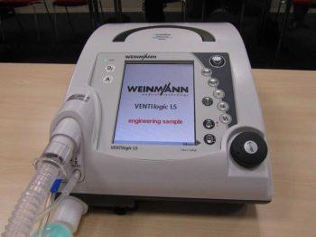 Первоуральская семья получила аппарат ИВЛ для ухода за ребенком на дому
