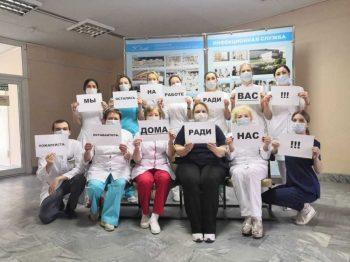 На утро 13 апреля в Первоуральске нет заболевших COVID-19