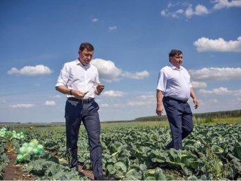 Евгений Куйвашев ввёл режим ЧС в Свердловской области