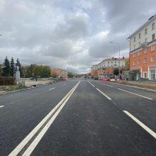 Сегодня после реконструкции открывается проезжая часть на проспекте Ильича