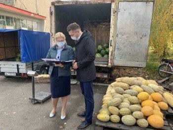 Сотрудники администрации проверили, как в Первоуральске соблюдают правила уличной торговли