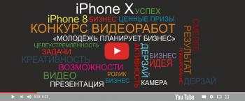Конкурс видеоработ «Молодежь планирует бизнес»
